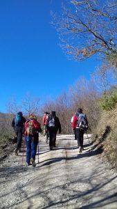 Sul confine tra Romagna e Toscana